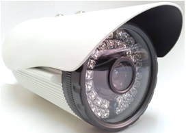 110 Pipe Outdoor IR CAMERA