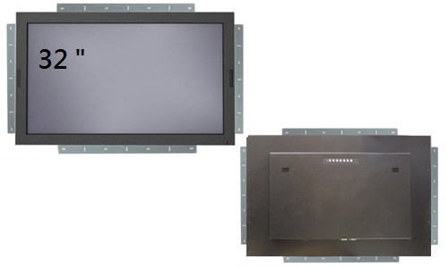32 inch Open Frame Display / Optional Touch