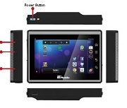 Industrial ICE5 Android Tablet PC